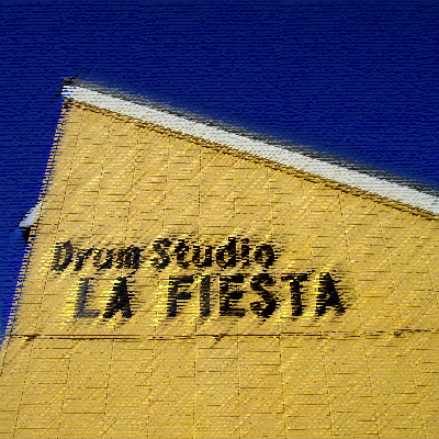 drum studio LA FIESTA