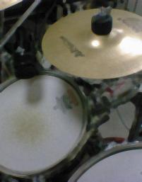 ドラムの写真